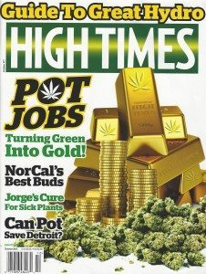 Hight Times cover