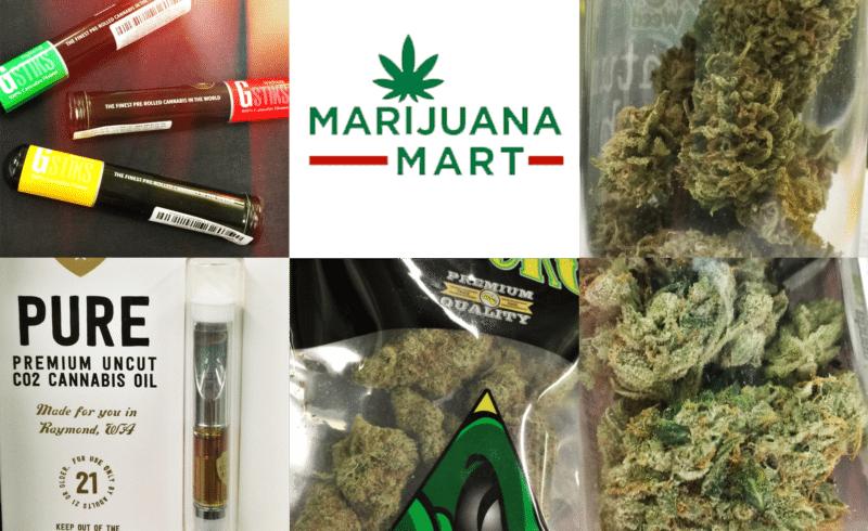 Marijuana Mart Wa | Washington Dispensary
